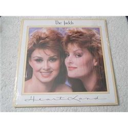 The Judds - Heartland LP Vinyl Record For Sale