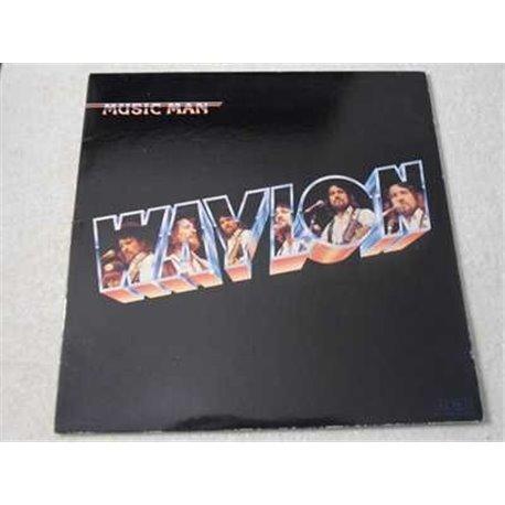 Waylon Jennings - Music Man LP Vinyl Record For Sale