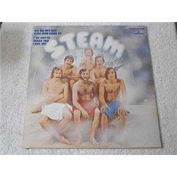 Steam+LP+Vinyl+Record