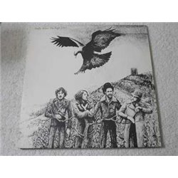 Traffic - Where The Eagle Flies LP Vinyl Record For Sale