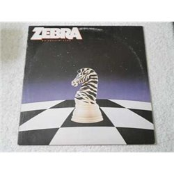 Zebra - No Tellin' Lies LP Vinyl Record For Sale
