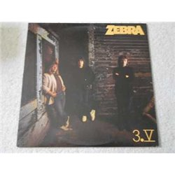 Zebra - 3.V LP Vinyl Record For Sale