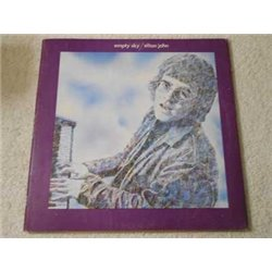 Elton John - Empty Sky IMPORT LP Vinyl Record For Sale