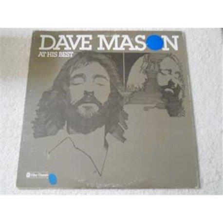Dave+Mason+At+His+Best+LP+Vinyl+Record