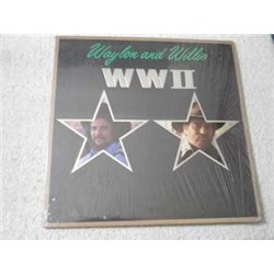 Waylon And Willie - WWII LP Vinyl Record For Sale