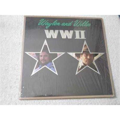 Waylon+Willie+WWII+LP+Vinyl+Record