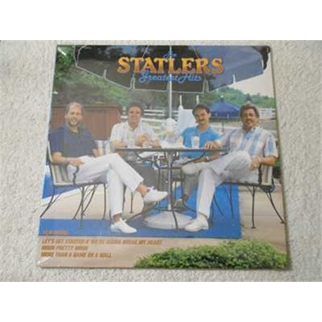 Statler+Brothers+Statlers+Greatest+Hits+LP+Vinyl+Record