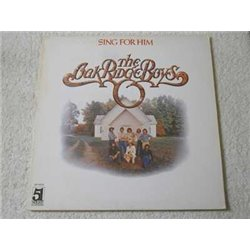 The Oak Ridge Boys - Sing For Him LP Vinyl Record For Sale