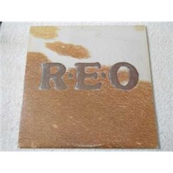 REO Speedwagon - R.E.O / Self Titled LP Vinyl Record For Sale
