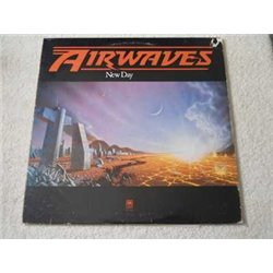 Airwaves - New Day PROMO LP Vinyl Record For Sale