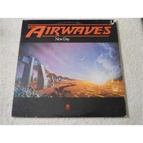 Airwaves+New+Day+LP+Vinyl+Record
