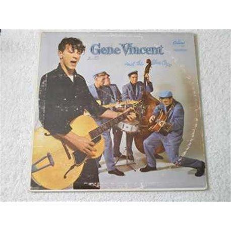 Gene+Vincent+Blue+Caps+Self+Titled+LP+Vinyl+Record