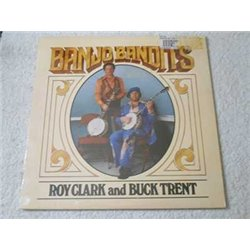 Roy Clark And Buck Trent - Banjo Bandits LP Vinyl Record For Sale