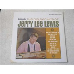 Jerry Lee Lewis - The Golden Hits Of Jerry Lee Lewis LP Vinyl Record For Sale