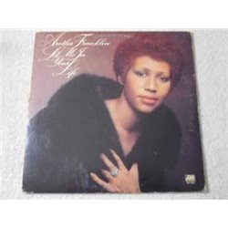 Aretha Franklin - Let Me In Your Life LP Vinyl Record For Sale