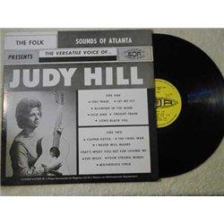 Judy+Hill+VERY+RARE+FOLK+LP+Vinyl+Record
