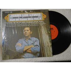 Jerry+Lee+Lewis+Country+Music+Hits+Vol.2+LP+Vinyl+Record