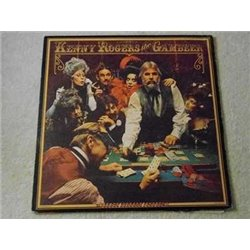 Kenny Rogers - The Gambler LP Vinyl Record For Sale