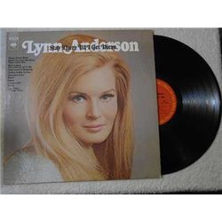 Lynn Anderson - Stay There 'Til I Get There LP Vinyl Record For Sale