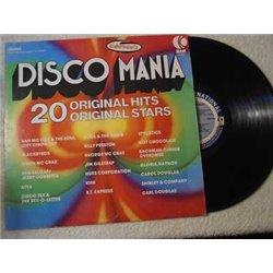 Disco+Mania+LP+Vinyl+Record