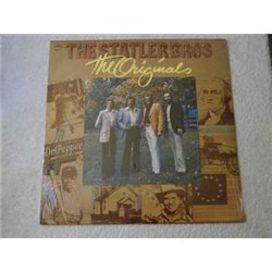 The Statler Brothers - The Originals LP Vinyl Record For Sale