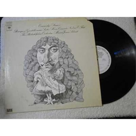 Ormandy+Strauss+Bourgeois+Gentilhomme+Suite+LP+Vinyl+Record