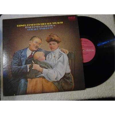 Fritz+Reiner+Conducts+Strauss+LP+Vinyl+Record