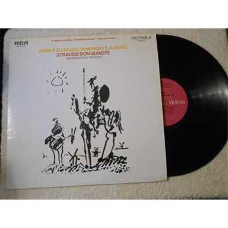 Reiner+Strauss+Don+Quixote+LP+Vinyl+Record