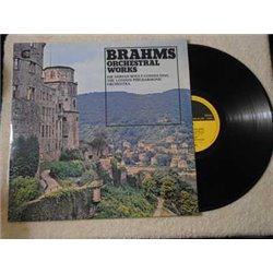 Brahms+Sir+Adrian+Boult+LP+Vinyl+Record