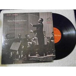 Brahms - Serenade In D LP Vinyl Record For Sale