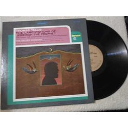 Thomas+Tallis+Lamentations+Jeremiah+Prophet+LP+Vinyl+Record