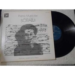 Sorabji+Piano+Music+By+Sorabji+LP+Vinyl+Record