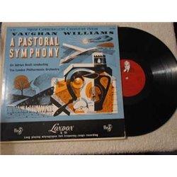 Vaughan+Williams+Pastoral+Symphony+LP+Vinyl+Record