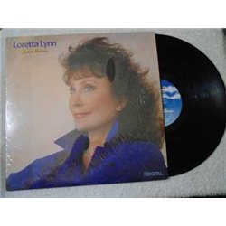Loretta+Lynn+Just+Woman+LP+Vinyl+Record