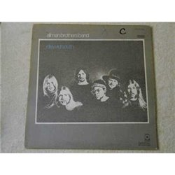 Allman Brothers Band - Idlewild South LP Vinyl Record For Sale