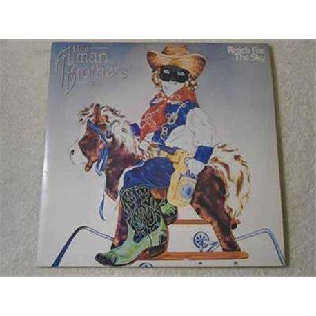 Allman+Brothers+Band+Reach+Sky+LP+Vinyl+Record
