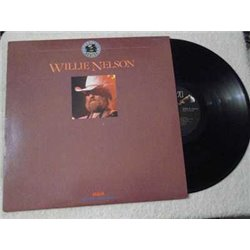Willie Nelson - Collectors Series LP Vinyl Record For Sale
