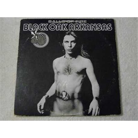 Black+Oak+Arkansas+Balls+Fire+LP+Vinyl+Record