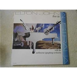Elton John - Live In Australia LP Vinyl Record For Sale
