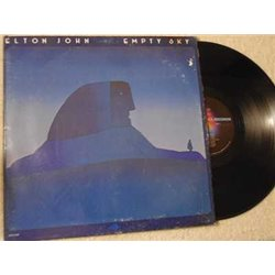 Elton John - Empty Sky LP Vinyl Record For Sale