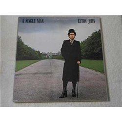 Elton John - A Single Man LP Vinyl Record For Sale