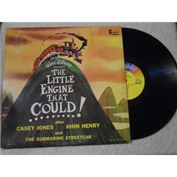 The Little Engine That Could! - Walt Disney LP Vinyl Record For Sale