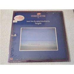 Vangelis+Chariots+Fire+LP+Vinyl+Record