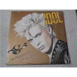 Billy Idol - Whiplash Smile LP Vinyl Record For Sale