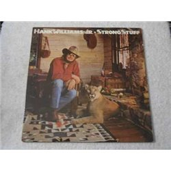 Hank Williams Jr - Strong Stuff LP Vinyl Record For Sale