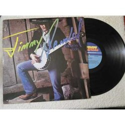 Jimmy Arnold - Rainbow Ride LP Vinyl Record