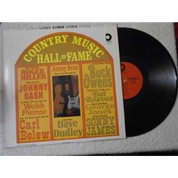 Country Music - Hall Of Fame LP Vinyl Record For Sale