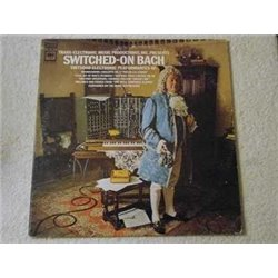 Walter Carlos - Switched-On Bach LP Vinyl Record For Sale