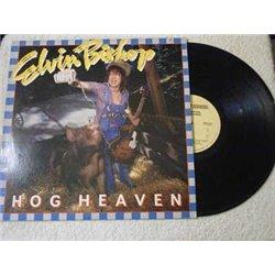 Elvin Bishop - Hog Heaven LP Vinyl Record For Sale