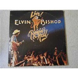 Elvin Bishop - Live! Raisin' Hell 2xLP Vinyl Record For Sale